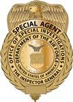 OSI Agent Badge