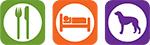 Eat Sleep Scottish Deerhound