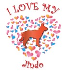 I Love My Jindo