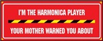 I'm The Harmonica Player