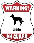 Warning! Jindo