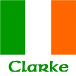 Clarke Irish Flag