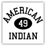 Retro American Indian