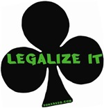 Legal - Legalize It - Poker Shirts