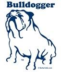 Bulldogger Logo Blue