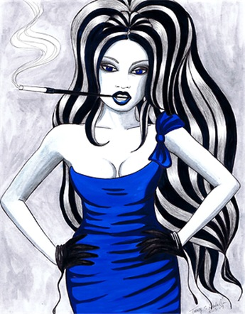 Smokin Sally