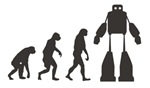 Sheldon's Robot Evolution