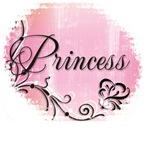 Pink Grungy Princess Grunge Girly T-shirts & Gifts