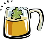 Shamrock Beer T-shirts & Gifts