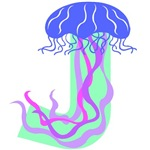 J is for Jellyfish T-shirts & Gifts