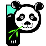 P is for Panda T-shirts & Gifts