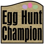 Easter Egg Hunt Champion T-shirts & Gifts