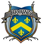 Brown Coat of Arms Name T-shirts & Gifts