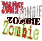 Zombie Creepy Halloween t-shirts gifts