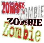 Zombie Creepy Halloween t-shirts gifts