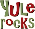 Yule Rocks Yulefest Pagan Holiday T-shirts Gifts