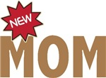 New Mom Mother First Time T-shirts Gifts
