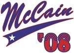 McCain '08 Swoosh t-shirts gifts