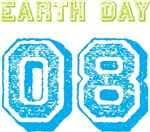 Earth Day 2008 Souvenir T-shirts Gifts