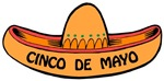 Cinco de Mayo Sombrero T-shirts Gifts