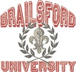 Brailsford Last Name University T-shirts Gifts