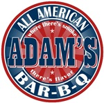 Adam's All American BBQ T-shirts Gifts