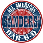 Sanders' All American Bar-B-Q T-shirts Gifts