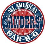 Sanders' All American Bar-B-Q T-shirts Gifts
