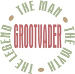Grootvader Dutch Grandpa Man Myth Legend T-shirts