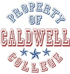 Caldwell College Property Of Custom T-shirts Gifts