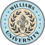 Williams Last Name University Blue T-shirts Gifts