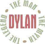 Dylan the man the myth the legend T-shirts Gifts