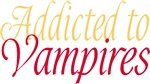Twilight Fan Addicted to Vampires Tees Gifts