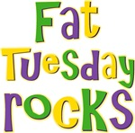 Fat Tuesday Rocks Tees Gifts