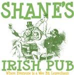 Shane's Irish Pub Personalized Tees Gifts