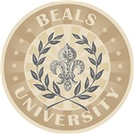 Beals Last Name University Tees Gifts