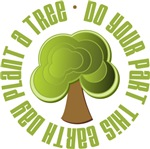 Plant a Tree Earth Day Tees Gifts