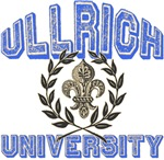 Ullrich Last Name University Tees Gifts