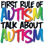 First Rule of Autism Tees Gifts