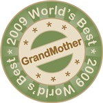 2009 World's Best Grandmother Tees Gifts