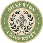Gilkerson Last Name University Tees Gifts