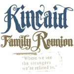 Kincaid Family Reunion Tees Gifts
