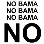 Obama No Bama No