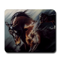 Decorative Mousepads