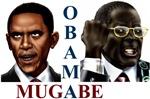 Anti Obama Mugabe
