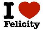 I love Felicity