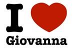 I love Giovanna