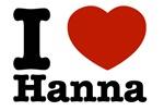 I love Hanna