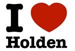 I love Holden