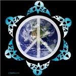 Peace around the globe